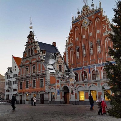 Riga Winter